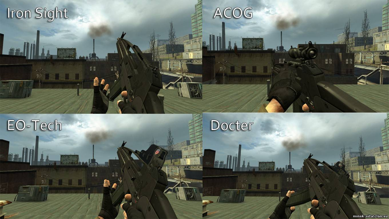 Weapon packs for counter-strike source with automatic installation